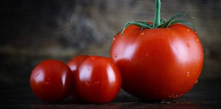 the image shows a bunch of tomatoes / tomatoes and acid reflux